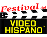 "FESTIVAL DEL VIDEO HISPANO 2020 ""Extra"" Logo"